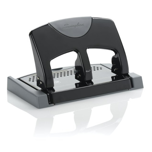 Swingline SmartTouch Low Force 45-Sheet 3-Hole Punch (SWI-74136) Image 1
