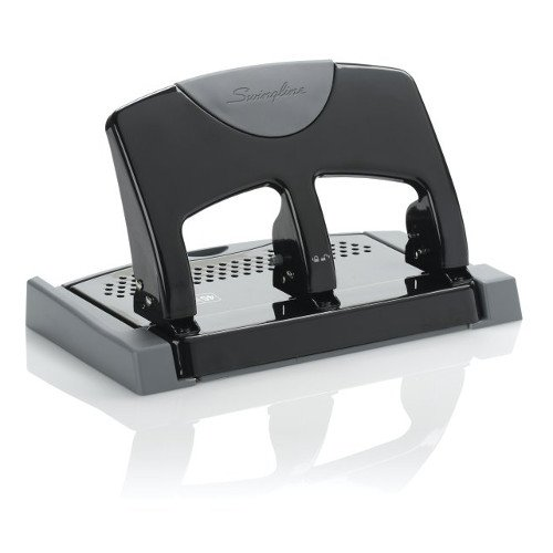 Swingline SmartTouch Low Force 45-Sheet 3-Hole Punch (SWI-74136), Swingline brand Image 1