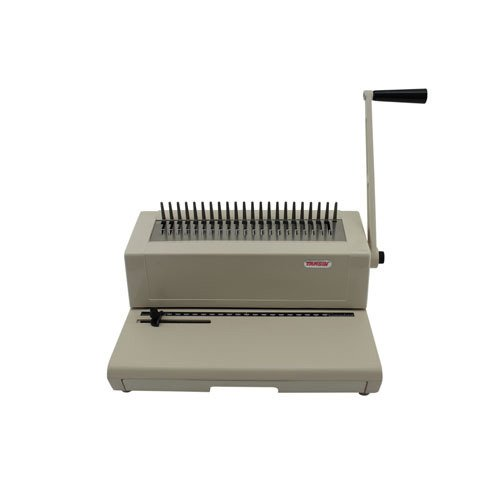 Tamerica 190PB Manual Plastic Comb Binding Machine (TP-190PB) Image 1