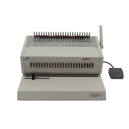 Tamerica 240EPB Heavy Duty Electric Comb Binding Machine (TP-240EPB) Image 1