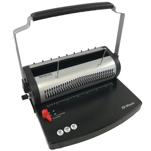 Tamerica Wire Binding Machine Image 1