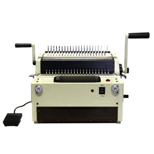 Tamerica Electric Binding Machine With 4 dies (Omega-4in1) Image 1