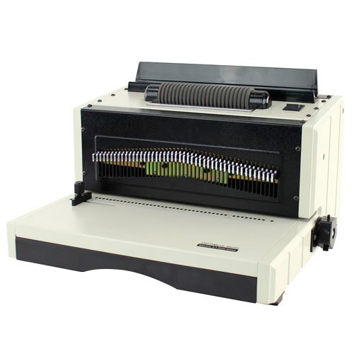 Tamerica 4:1 Pitch Coil Binding Machine (Optimus-46HD), Binding Machines Image 1