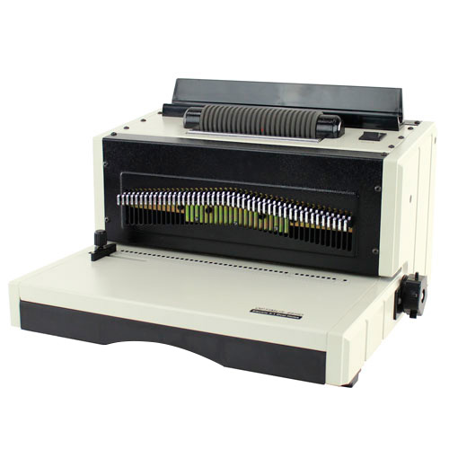 Tamerica 4:1 Pitch Coil Binding Machine (Optimus-46HD) Image 1