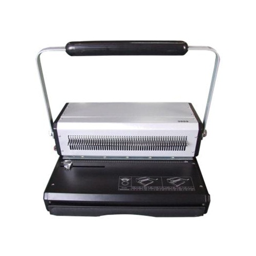 Manual Plastic Binding Machine Image 1