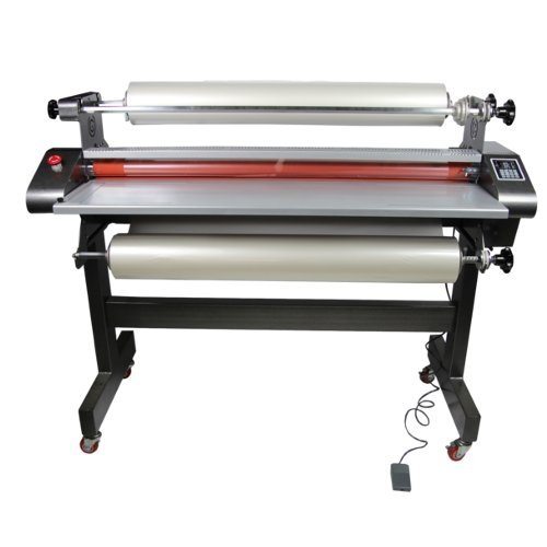 "Tamerica 45"" Hot and Cold Laminator (TCC-1200HC) Image 1"