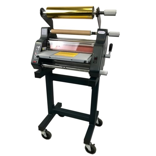 "Tamerica + 14"" Two-Sided Thermal Roll Laminator and Foil Fuser (TCC-1400F+) - $1799 Image 1"