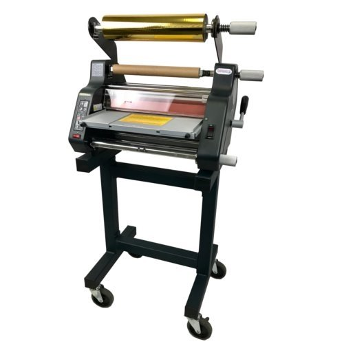 "Tamerica + 14"" Two-Sided Thermal Roll Laminator and Foil Fuser (TCC-1400F+) Image 1"