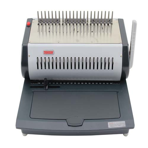 Electric Plastic Comb Punch Image 1