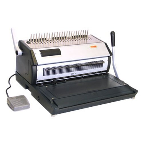 Tamerica 4-in-1 Electric Punch and Manual Binder (VERSABIND-Ei) Image 1