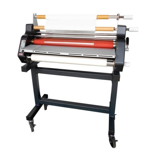 "Tamerica Versalam 2700-HC 27"" Hot and Cold Roll Laminator (VERSALAM-2700-HC) Image 1"
