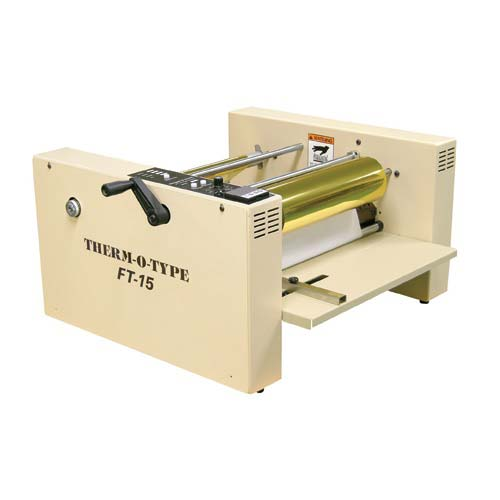 Therm-O-Type FT-15 Foil Fuser (TOT-FT15) Image 1
