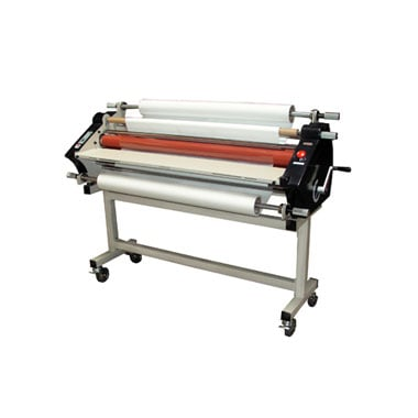 "Tamerica TCC1200 Wide Format 45"" Hot and Cold Roll Laminator (TP-TCC1200) Image 1"