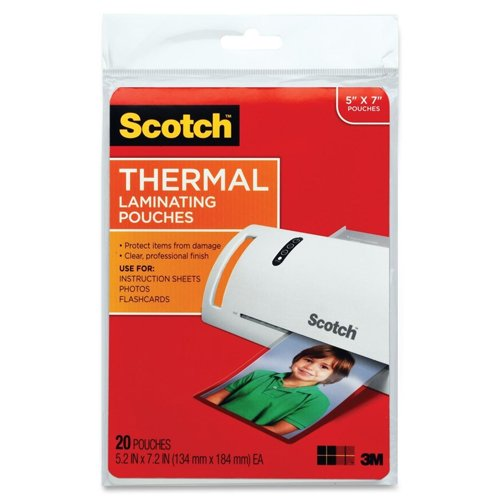 Scotch Thermal Laminator Image 1