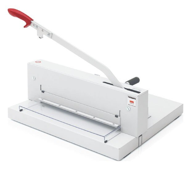 "MBM Triumph 4300 16.875"" Tabletop Manual Paper Cutter (MB-4300) Image 1"