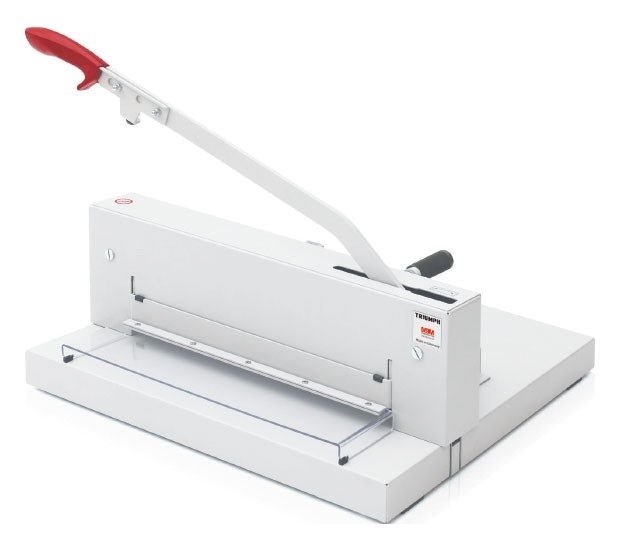 "MBM Triumph 4300 16.875"" Tabletop Manual Paper Cutter (MB-4300) - $1099 Image 1"