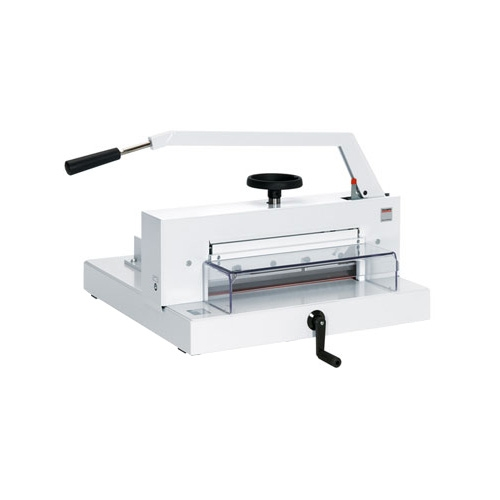 "MBM Triumph 4705 18.75"" Tabletop Manual Paper Cutter - CU0462L (MB-4705) Image 1"