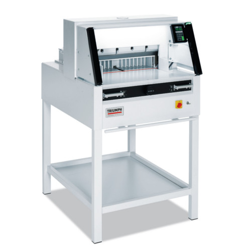 "MBM Triumph 5260 20-3/8"" Automatic Programmable Cutter with VRCut Software (CU0489) Image 1"