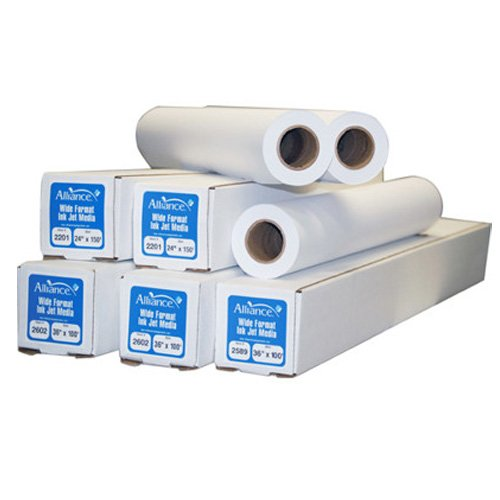 Uncoated 20lb Ink Jet Bond Paper - 24