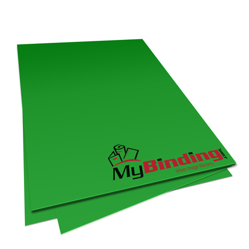 Gamma Green Astrobrights 24lb Unpunched Binding Paper - 500 Sheets (UPP24ABGG) Image 1