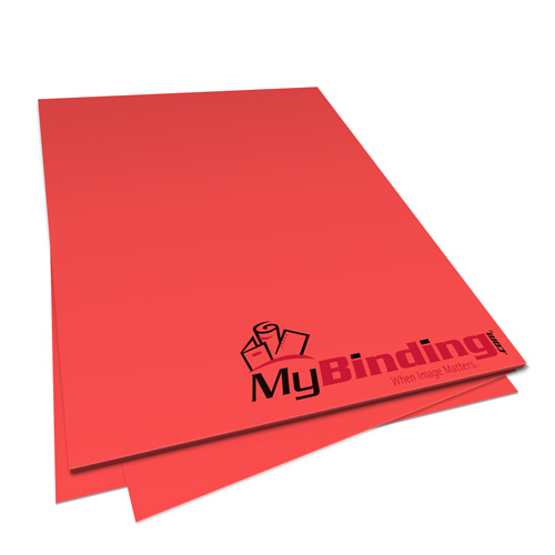 Red Bond Paper Image 1