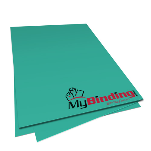Terrestrial Teal Astrobrights 24lb Unpunched Binding Paper - 500 Sheets (UPP24ABTT) Image 1
