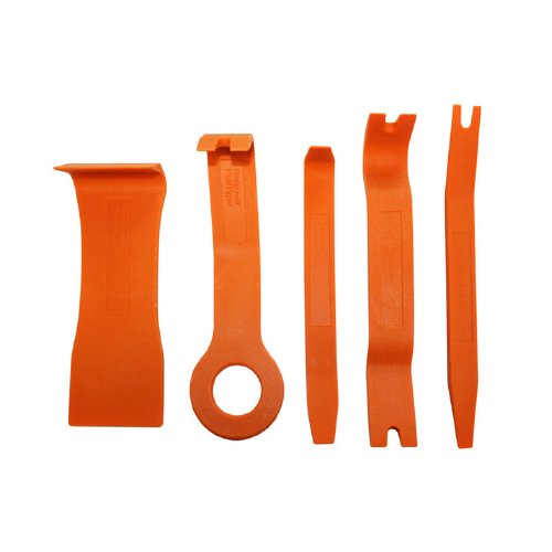 5-Piece Vehicle Body Molding Removal Tool - 1 Set (MOLD5) Image 1