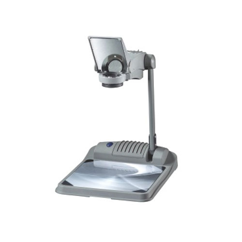 Quartet Ventura Gray Ultra Portable Overhead Projector - V4000M - Open Box (MYR-3489), Boards Image 1