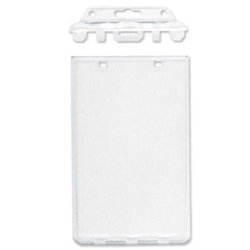Vertical Permanent Locking Proximity Card Holders - 50pk (1840-6045) Image 1