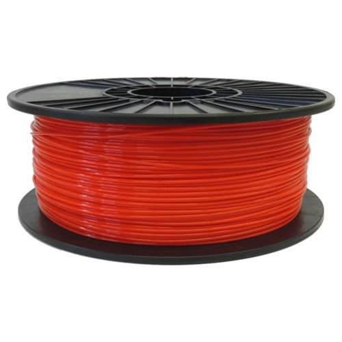 Victory Red 1.75mm PLA Filament 2.5LB Spool (VREDPLAFSPOOL175) Image 1