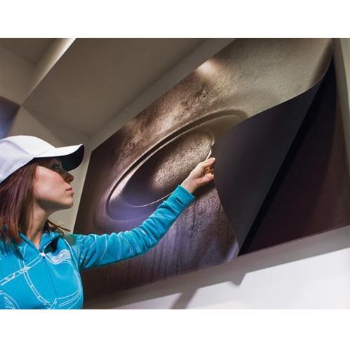 Drytac Visual Magnetics InvisiLock-40HE Sheet Magnet - Black 2-Sided High Energy (VM40HE) - $288.87 Image 1