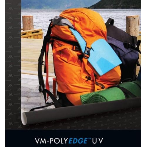 "Drytac Visual Magnetics POLYedge UV 11mil 54"" x 100' Satin White Magnetic Receptive Print Media (VMPEUV-54100) Image 1"