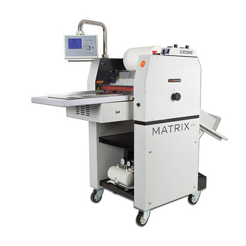 Matrix Pneumatic Single Sided Roll Laminator Image 1