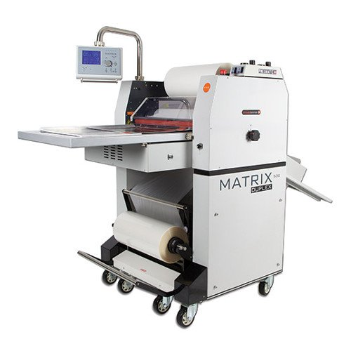 "Vivid Matrix 20"" Pneumatic Dual Sided Roll Laminator (MX-530DP) Image 1"