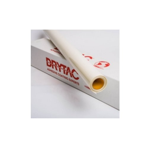 "Drytac ViziPrint Impress Clear UVL 4mil 60"" x 98' Printable Window Film (VPI60098-V2) Image 1"