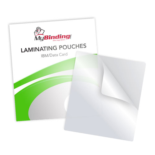 Ibm Data Laminating Pouches Image 1