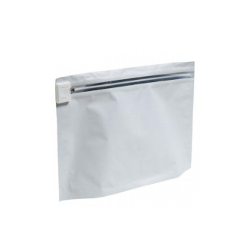 "SealerSales White Large Child Resistant Bags (12.25"" x 9"" x 4"") - 50pk (CRB-122594-04) Image 1"