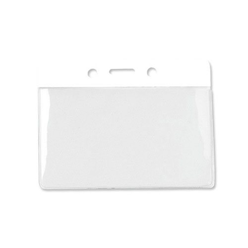 White Badge Holders Image 1
