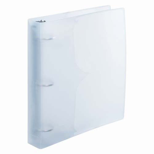 "Wilson Jones 1-1/2"" Clear Translucent Poly Binders 10pk (A7040775) - $42.25 Image 1"