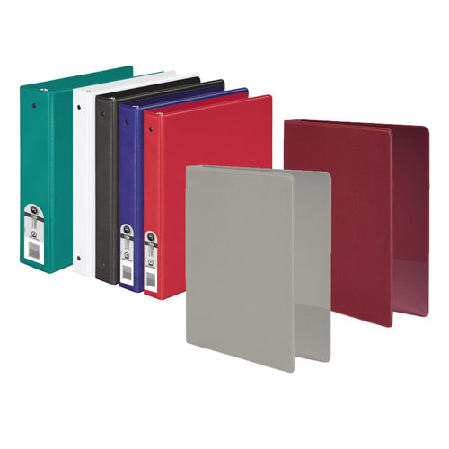 "Wilson Jones 1-1/2"" Heavy-Duty Assorted Round Ring Binders 12pk - PP1 (W7091138) Image 1"