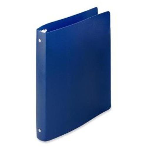 "Wilson Jones 1/2"" Dark Blue Flexible ACCOHIDE Ring Binders 20pk (A7039702A), Wilson Jones brand Image 1"