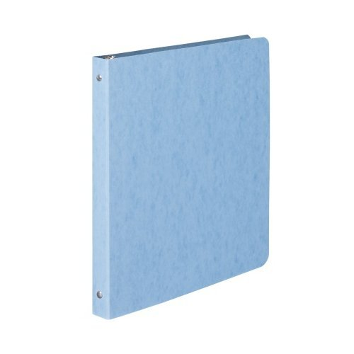 "Wilson Jones 1/2"" Light Blue PRESSTEX Ring Binders 20pk - -C (A7038602) Image 1"