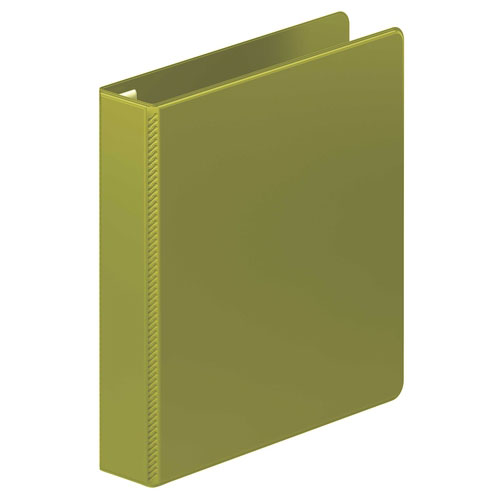 Green 3 Ring Binder