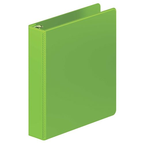 Chartreuse Wilson Jones Ring Binders