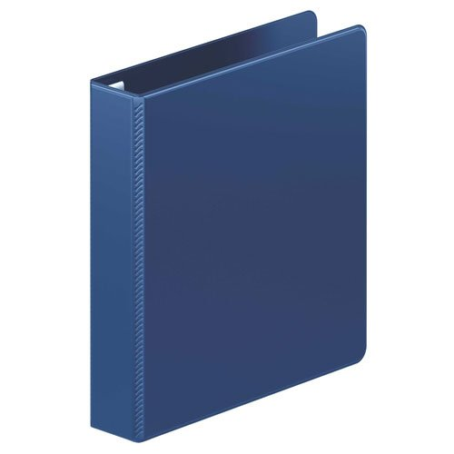 Navy Wilson Jones Non View Binders