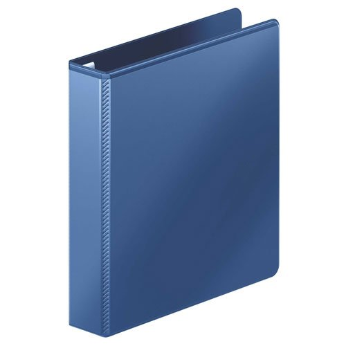 Navy Spine 3 Ring Binders Image 1