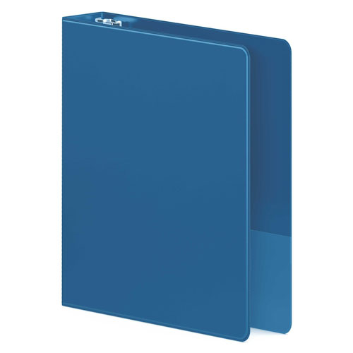 "Wilson Jones 1.5"" PC Blue Heavy Duty D-Ring Binder 12pk (W384-34-7462PP) Image 1"