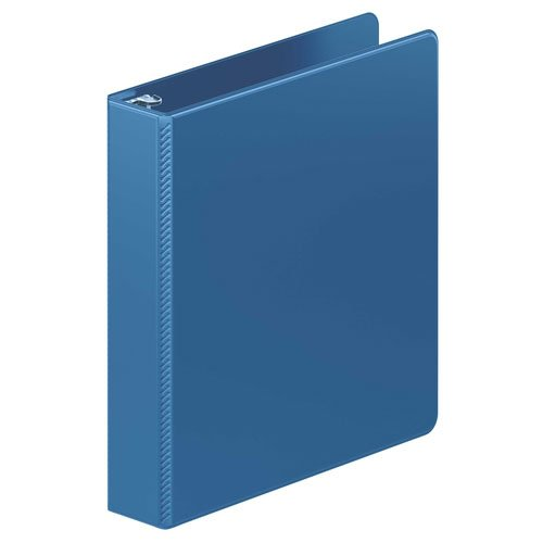 Pc Blue Wilson Jones Ring Binders Image 1