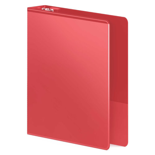 "Wilson Jones 1.5"" Red Heavy Duty D-Ring View Binder 12pk (W385-34-1797PP) Image 1"
