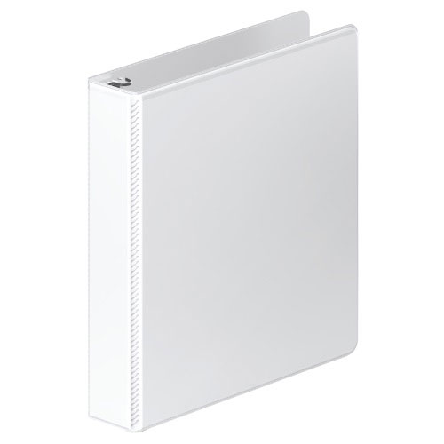 "Wilson Jones 1.5"" White Heavy Duty Round Ring View Binder 12pk (W363-34WAPP1) - $64.29 Image 1"